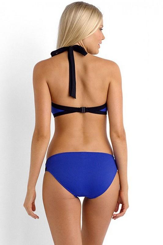 Mavi Şık Tankini Bikini - Thumbnail