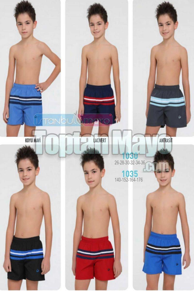 Erkek Çocuk Şort Mayo 01030
